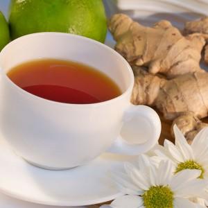 ceaiul de ghimbir